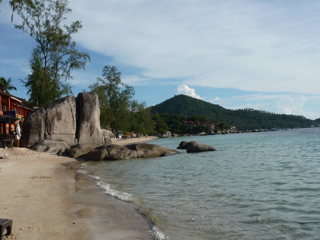 Plus belle plage du monde - Koh Thao