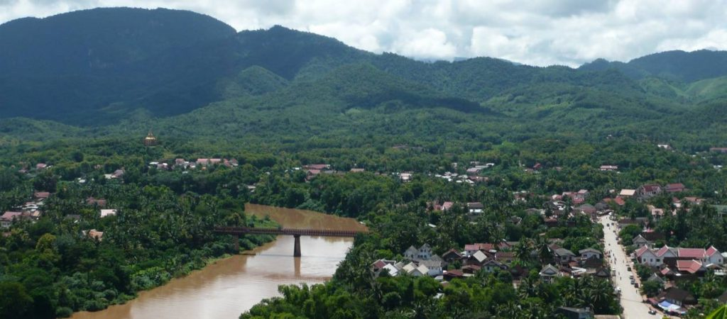 Luang Prabang capitale du Laos