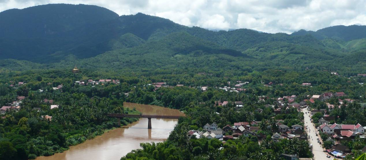 Luang-Prabang-capitale-Laos