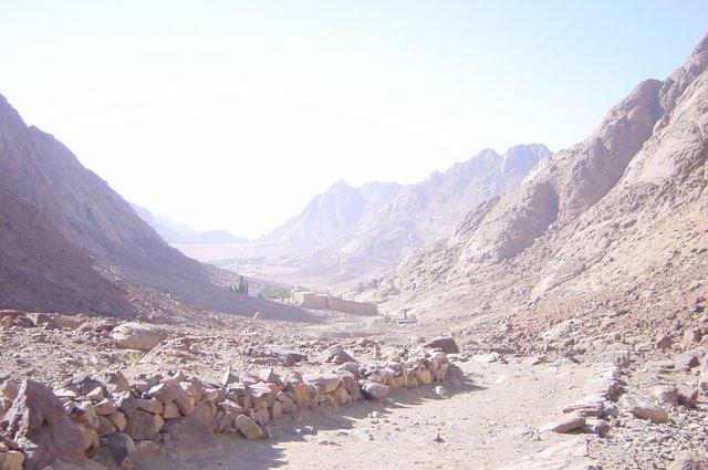 Mont-Sinai-Monastere-sainte-catherine-Monastere