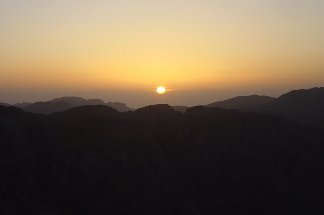 Mont-Sinai-Monastere-sainte-catherine-coucher-soleil