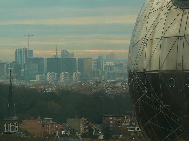 Monuments-de-bruxelles-capitale-belgique-panoramique