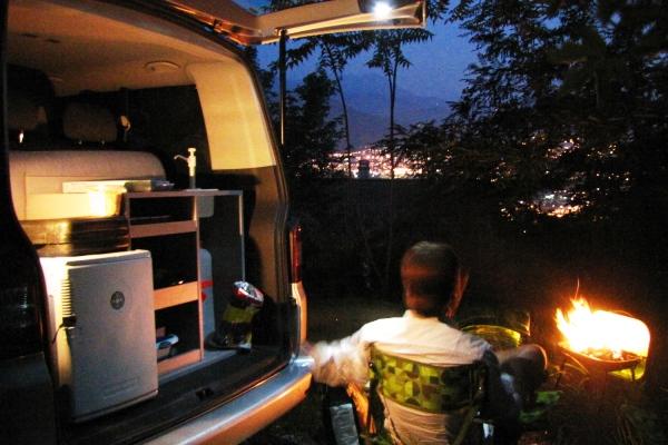 Road trip en Blacksheep location de camping car VW