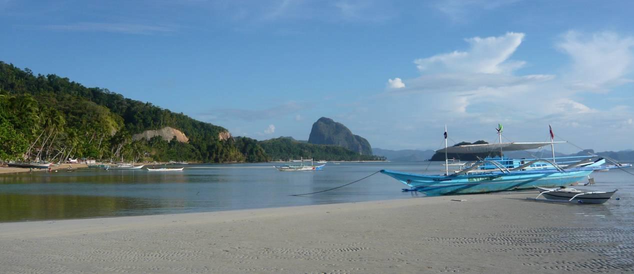 Archipel de Bacuit - El Nido - Palawan - Koh Lanta 7