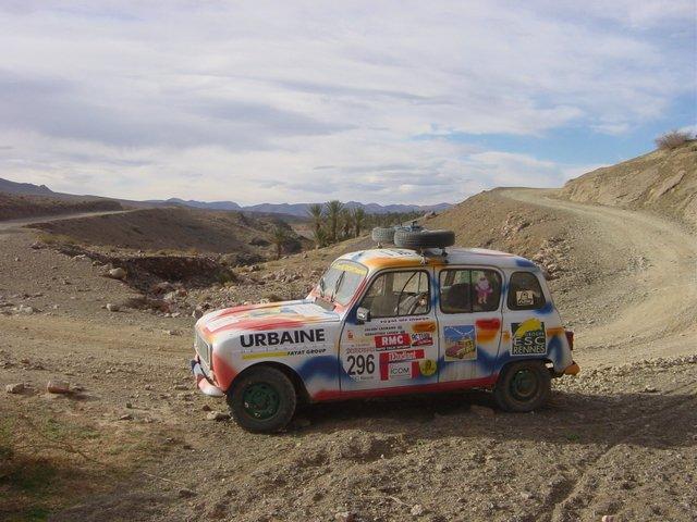 Rallye Raid 4l trophy Elnif_Ouarzazate_22