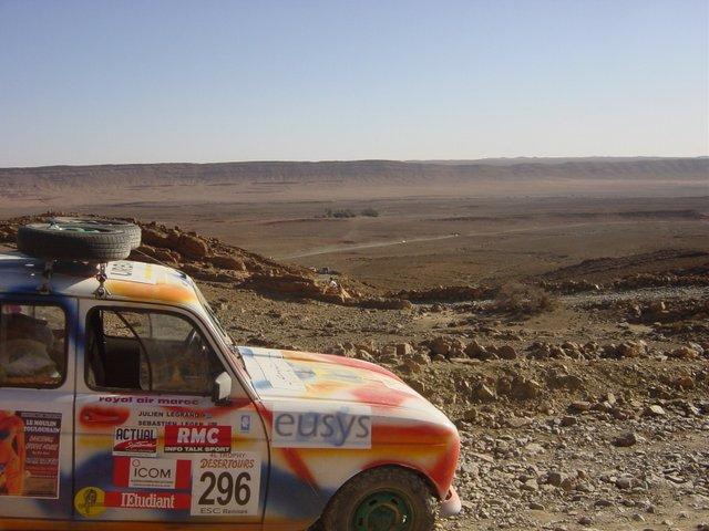 Rallye Raid 4l trophy Fes_Tazougherte_30