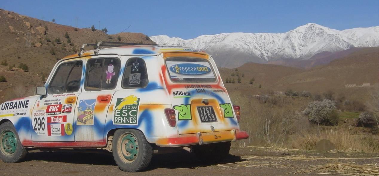Rallye Raid 4l trophy
