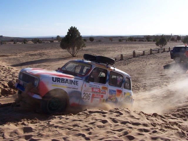 Rallye Raid 4l trophyTazougherte_Merzougha