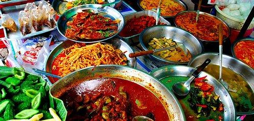Nourriture locale