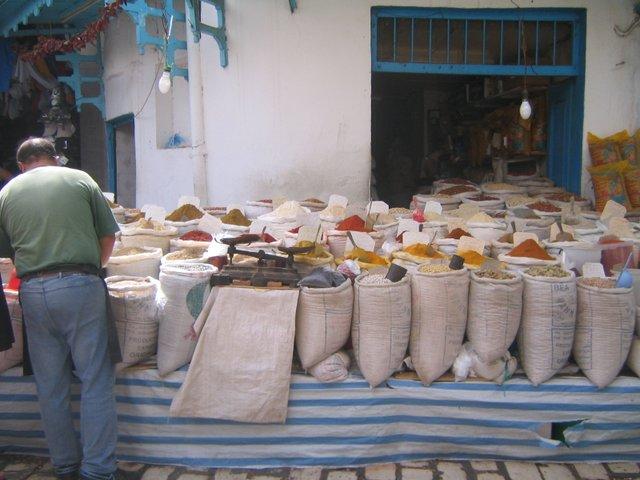 épices Tunisie