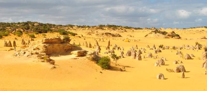 côte Ouest australienne
