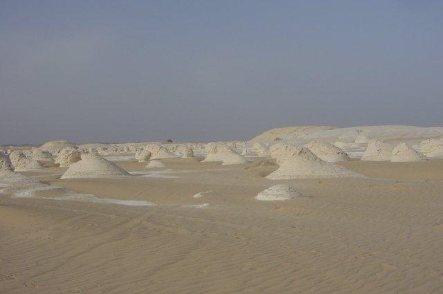 Vivre au Caire - Desert Blanc