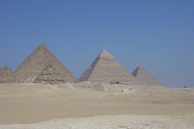 Vivre au Caire - Pyramides