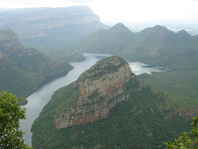 Blide River Canyon