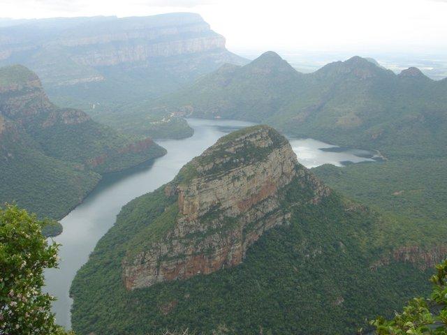 Blide River Canyon