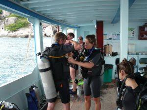 Apprendre la plongée à Koh Tao!