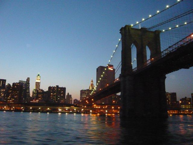 Croisière de nuit à Manhattan