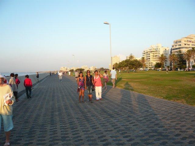 Promenade Sea Point