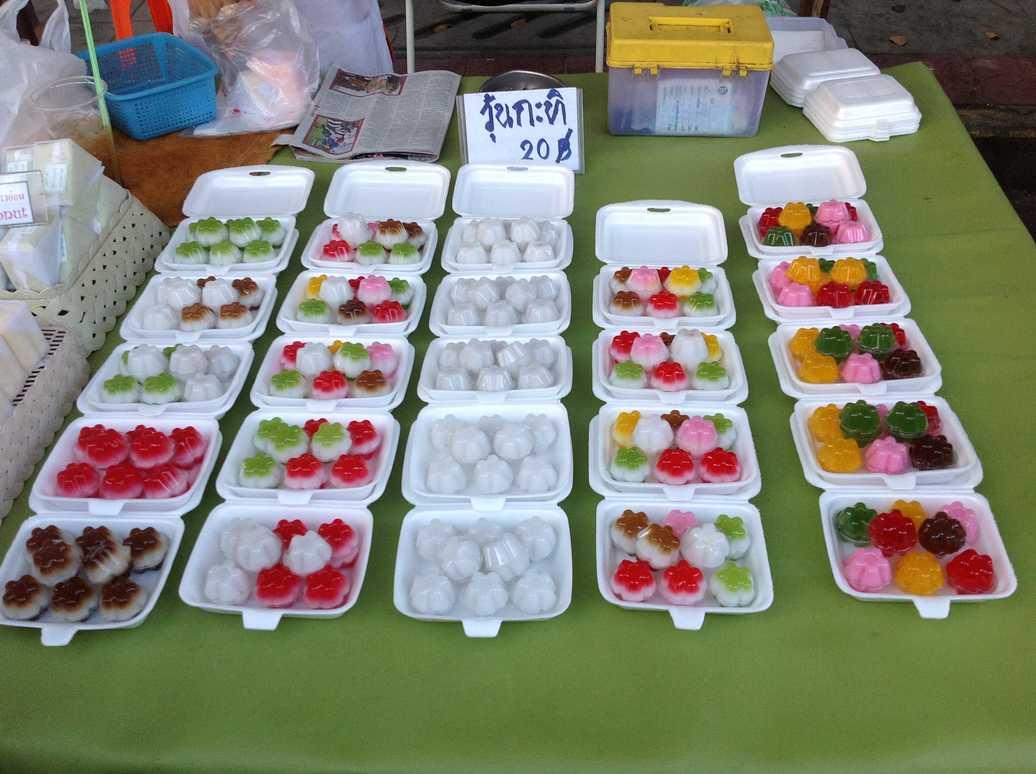 recette cuisine thailandaise dessert coco
