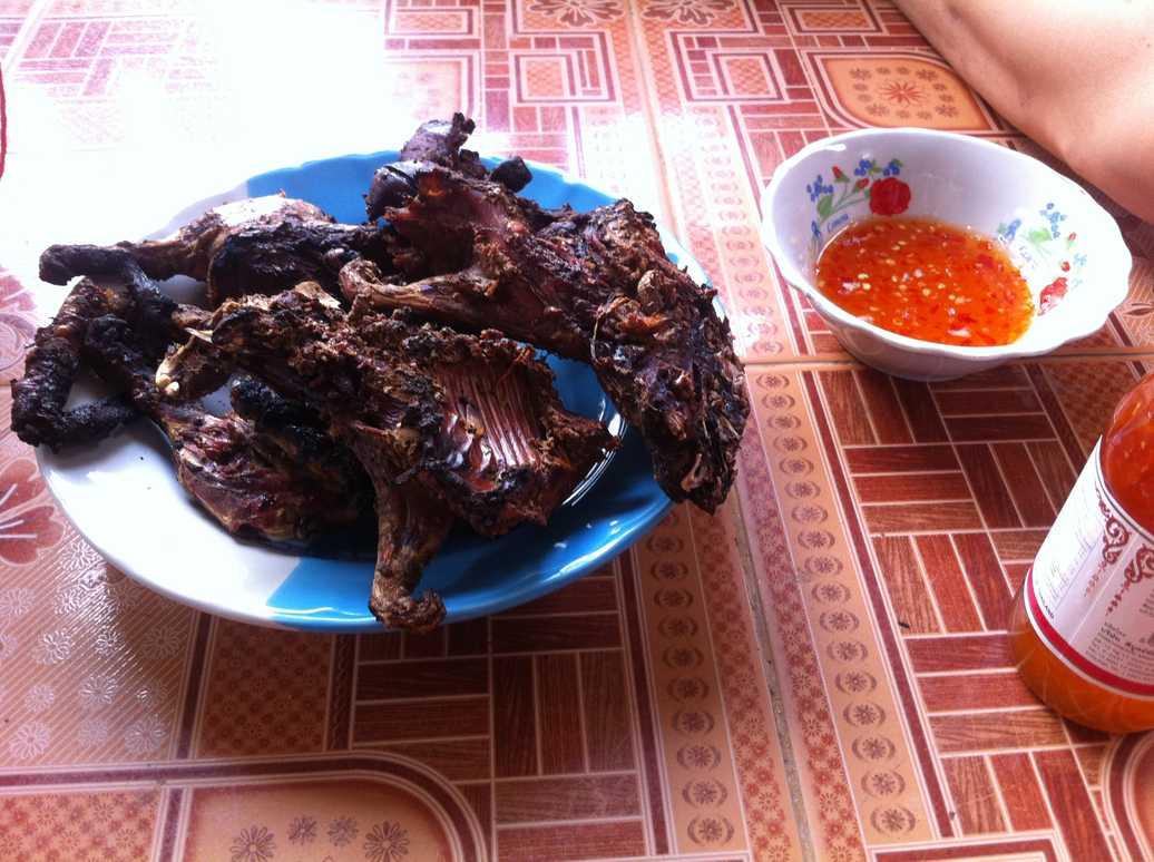 recette cuisine thailandaise mystere
