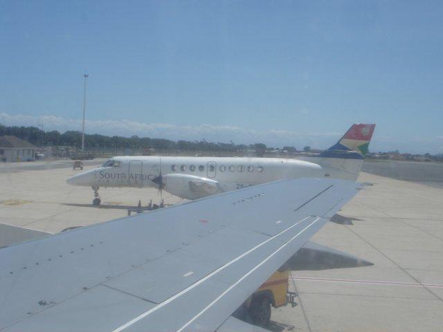 avion afrique du sud