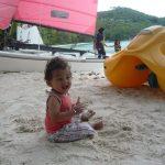 Conseils pour voyager avec un bébé de moins de 2 ans!