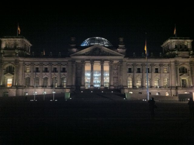 parlement berlin