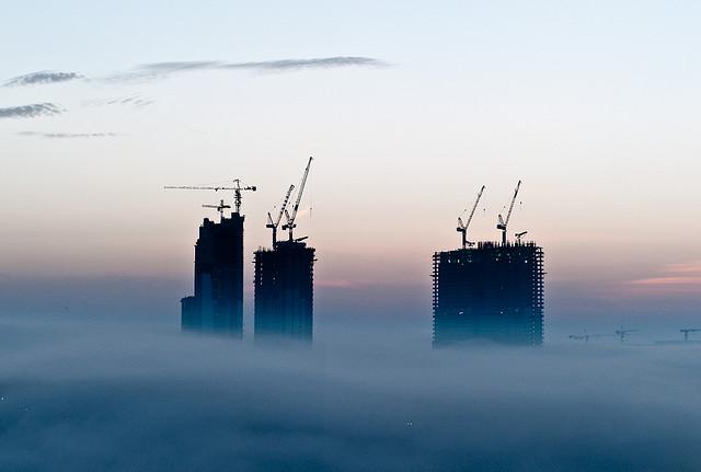 building dubaï