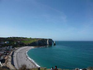 Week end en amoureux en Normandie!