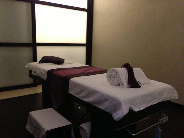 salle de soins spa
