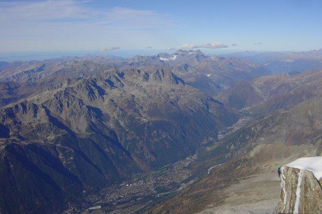 activités à la montagne