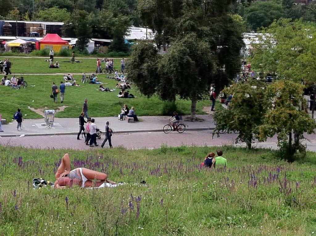 parc berlin été