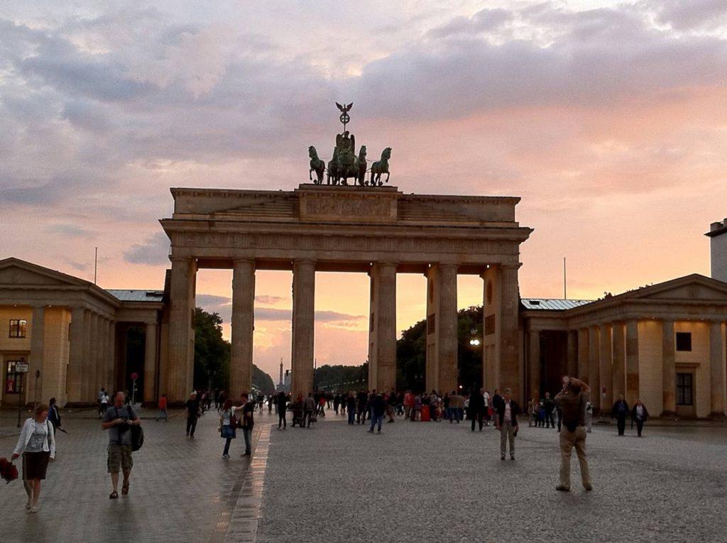 photo berlin monument