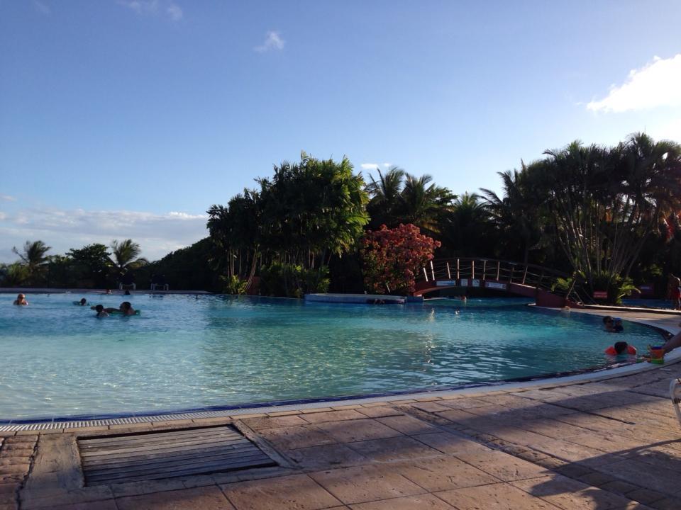 piscine du pierre et vacances guadeloupe
