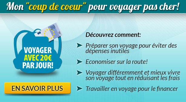 voyager pas cher