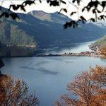 Tour des lacs d'Italie