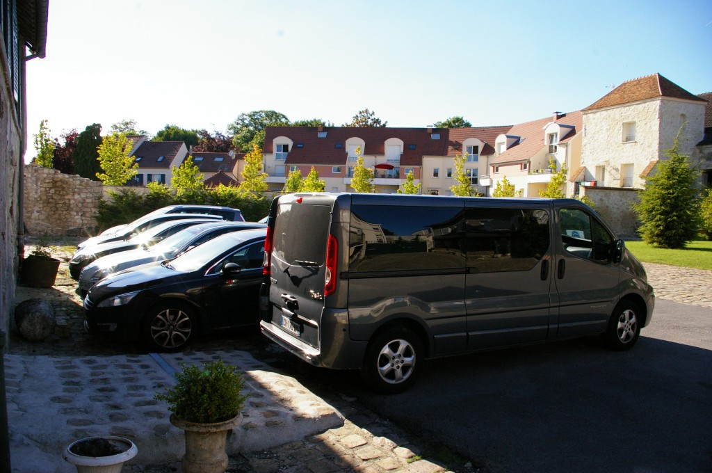 parking baron