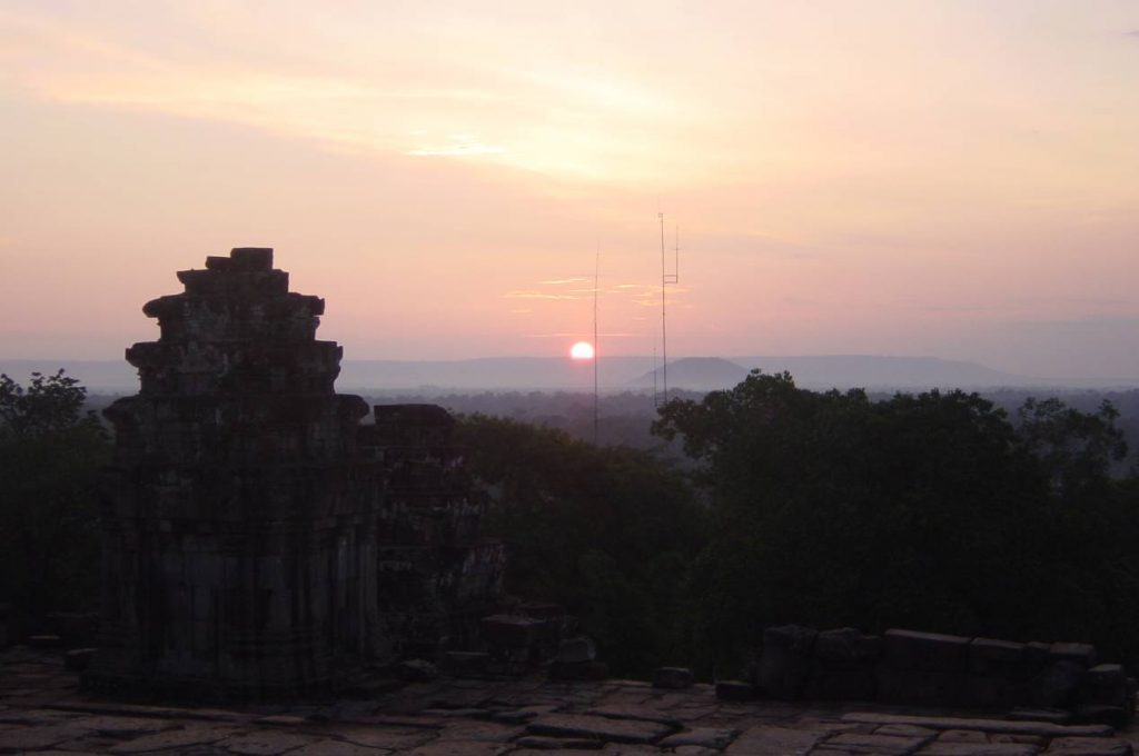 lever soleil angkor