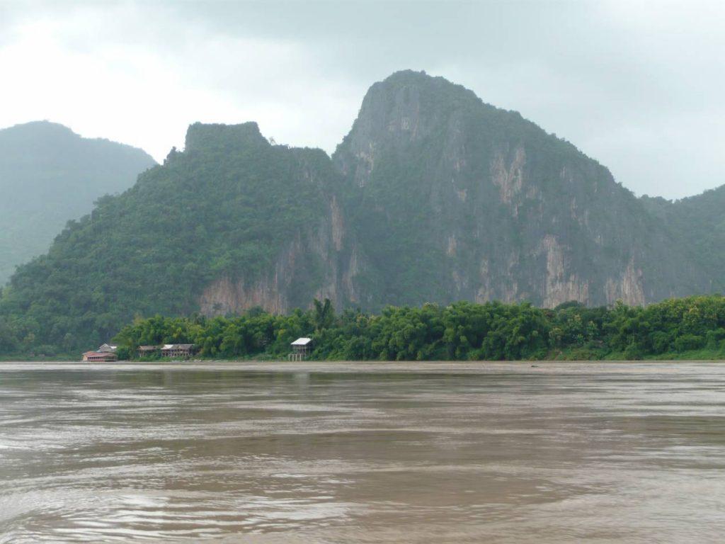 pakbeng - Luang prabang