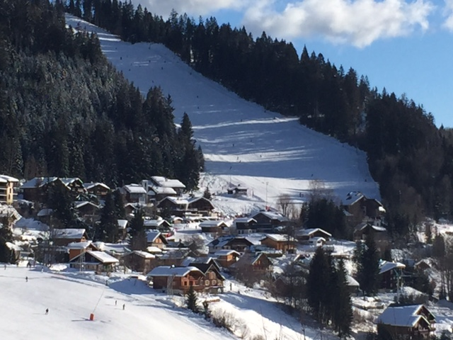grand massif ski