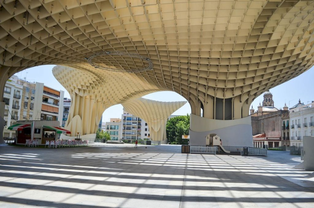 Seville Parasol Metropol