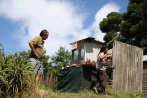 Visite du Township de Knysna et de sa communauté Rasta!