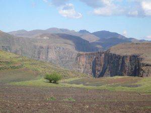 Histoire d'un road-trip extraordinaire au Lesotho