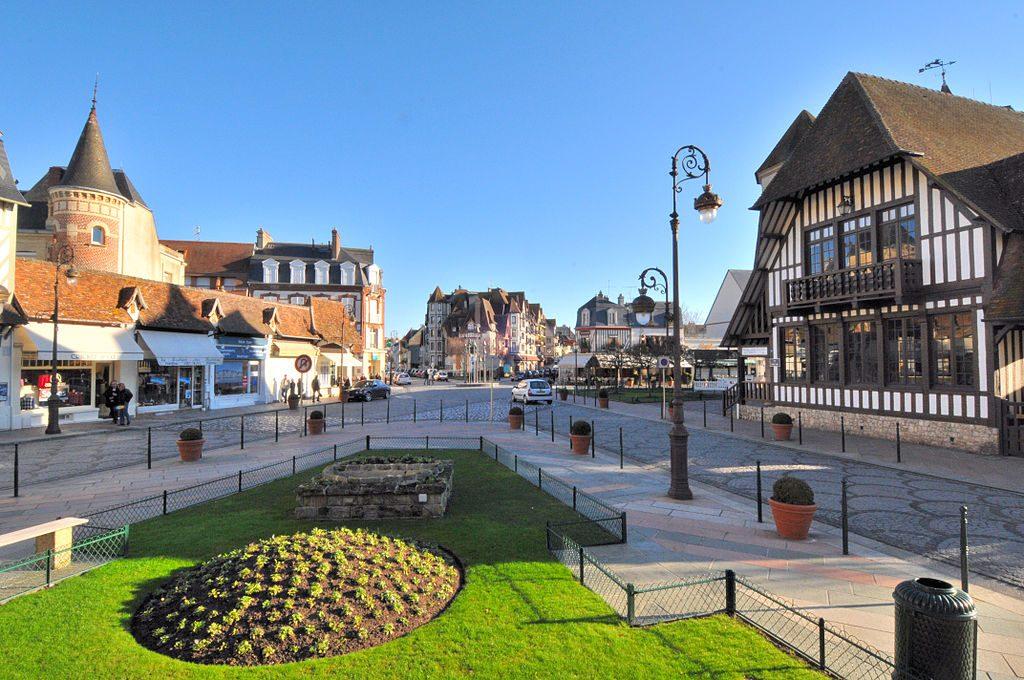Les merveilles de la ville de Deauville