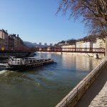 Mon voyage à Lyon, la ville lumière française