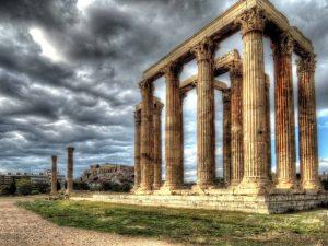 Comment j'ai décidé de partir en vacances à Athènes?