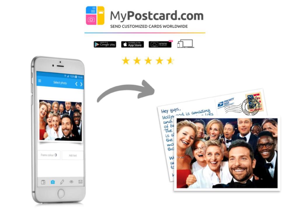 Tout savoir sur la carte postale en ligne à personnaliser soi-même...