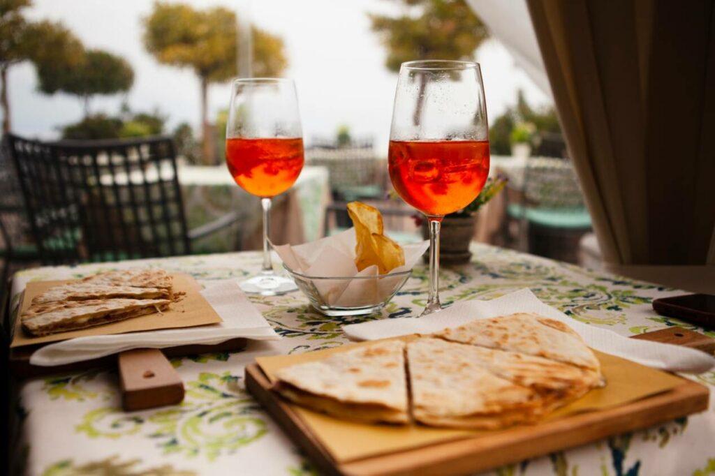 aperitivo italie