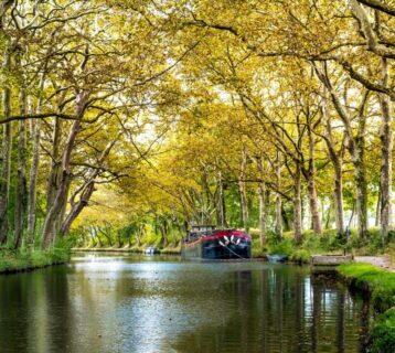 croisiere fluviale canal du midi