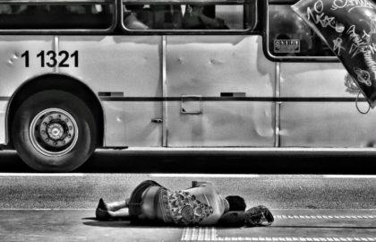dormir dans les transports